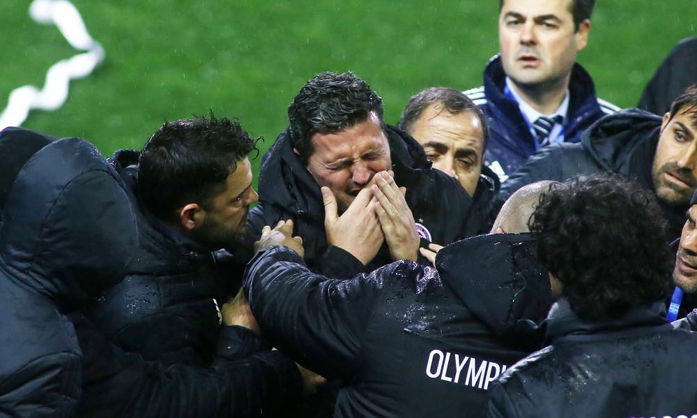 ΠΑΟΚ - Ολυμπιακός: Ζήτησε μάρτυρα τον Γκαρθία!