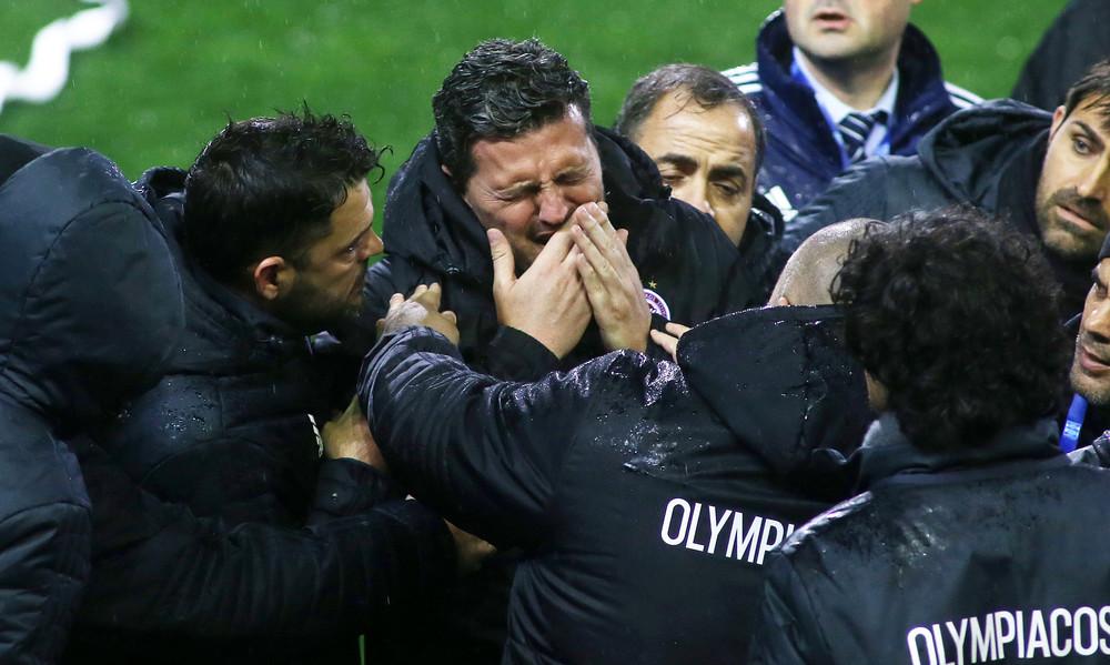 Τα «κλικ» του Γκαρθία, αποδεικνύουν πόσο αστείο είναι το ελληνικό ποδόσφαιρο