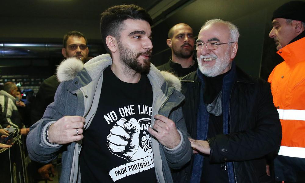 Σαββίδης: «Γελάει η Ευρώπη με τα καραγκιοζιλίκια σας!» (photo)