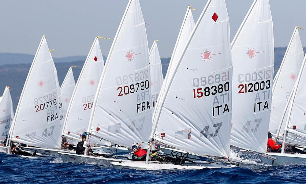 Τονωτική οικονομική ένεση για την Πάτρα τα Ευρωπαϊκά Πρωταθλήματα Laser 4,7 Πάτρα