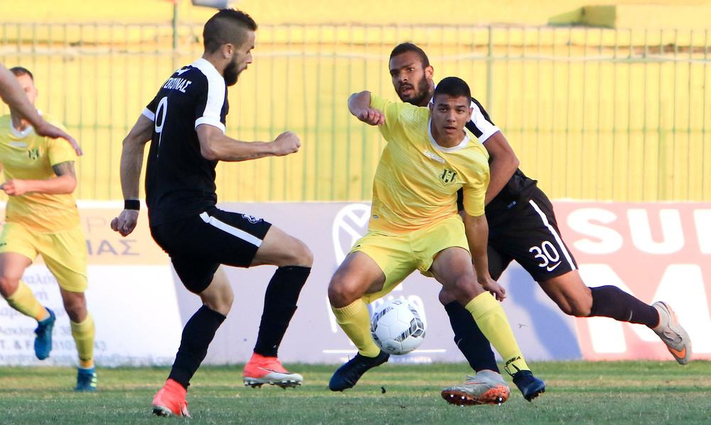 Πολλά γκολ στην Κρήτη