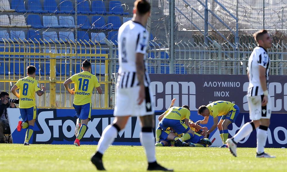 Αστέρας Τρίπολης-ΠΑΟΚ 3-2: Μπλόκο τίτλου με buzzer beater!