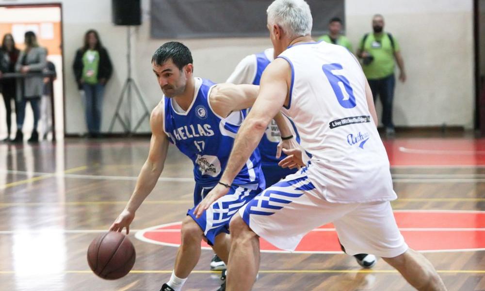 Καραγκούνης, Τσιάρτας και Σεϊταρίδης μας τρέλαναν με τις μπασκετικές τους ικανότητες! (videos)