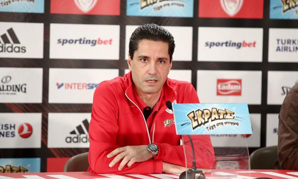 Σφαιρόπουλος: «Ύπουλο το ματς με την Μπάμπεργκ»