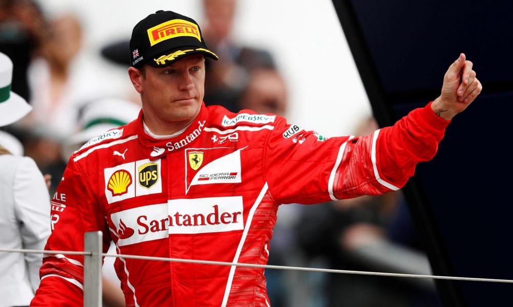 Formula 1: Τους πέρασε όλους ο Ραϊκόνεν!
