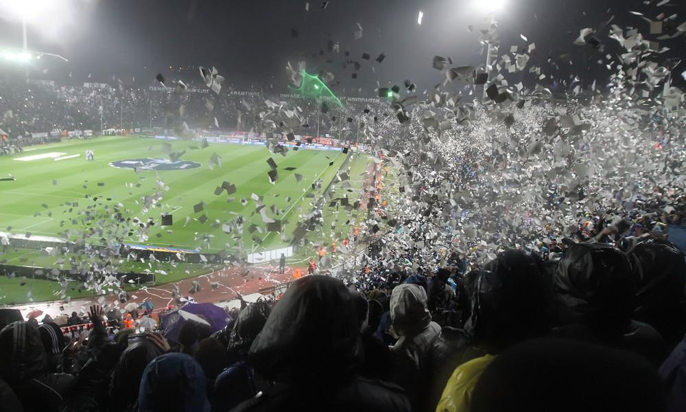 ΠΑΟΚ - ΑΕΚ: Χιλιάδες οπαδοί για ένα εισιτήριο στην Τούμπα! (photo+video)