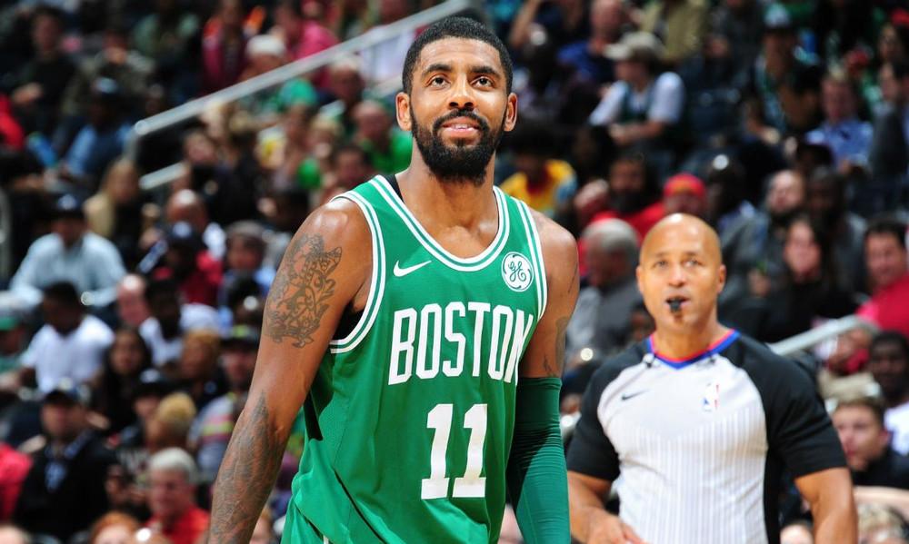 NBA: Πλήγμα με Ίρβινγκ