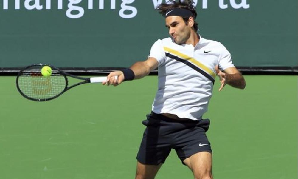 Indian Wells: Πιο κοντά στον τελικό ο Φέντερερ