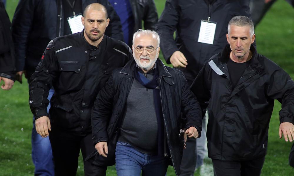 ΠΑΟΚ: Δίνει απαντήσεις ο Ιβάν Σαββίδης (photos)