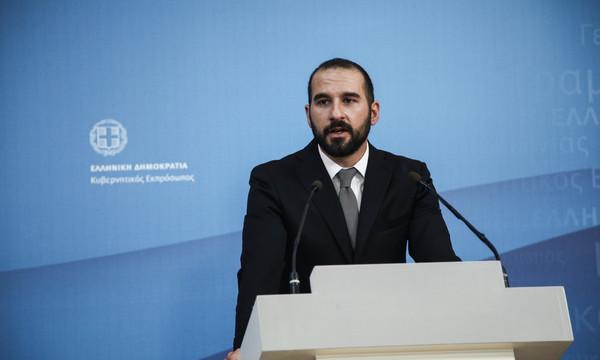 Τζανακόπουλος: Η κυβέρνηση θα λάβει σκληρές αποφάσεις για το μέλλον του ελληνικού ποδοσφαίρου