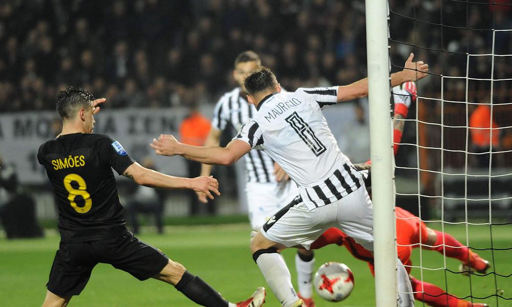 ΠΑΟΚ: «Δεν επιβεβαιώνει η UEFA το οφσάιντ στο γκολ του Βαρέλα»
