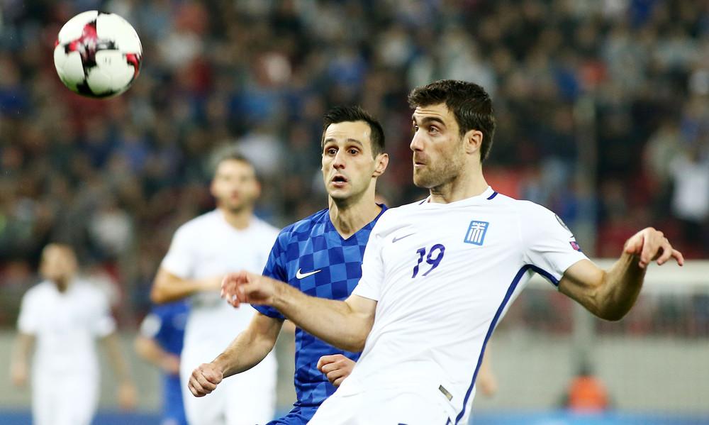 Ελλάδα: Επίσημα η έδρα της Εθνικής με Ελβετία