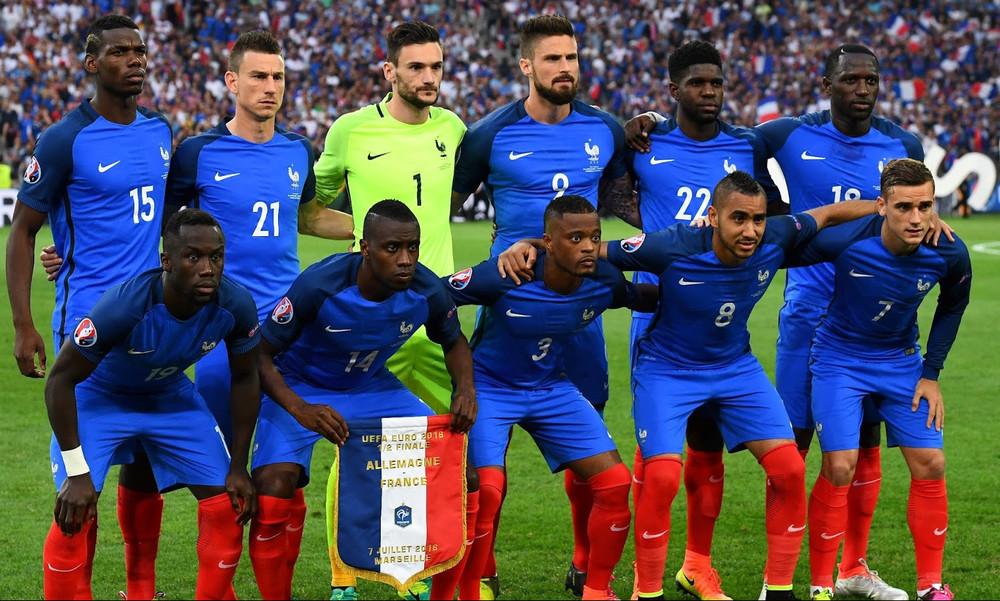 Εκπλήξεις στην εθνική Γαλλίας