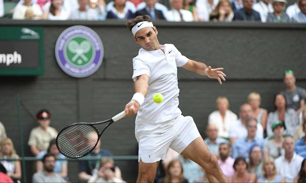 Τένις: Έτοιμος να υπερασπιστεί τον τίτλο του ο Φέντερερ!