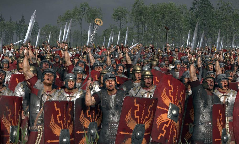 5 βιντεοπαιχνίδια για ΕΣΕΝΑ, τεράστιε φαν της αρχαίας Ρώμης