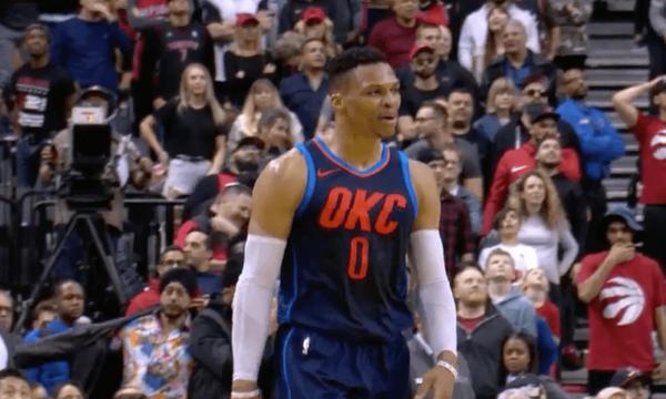 NBA: Κεραυνοί Ουέστμπρουκ στο Τορόντο! (videos)