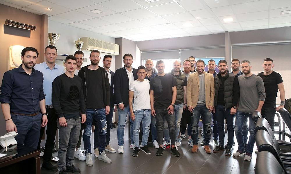Αρχηγοί Super League και ΠΣΑΠ: «Να συνεχιστεί το πρωτάθλημα»