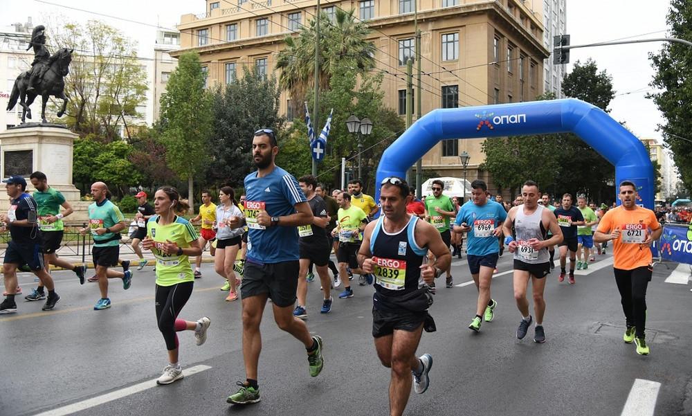 7ος Ημιμαραθώνιος Αθήνας: Χιλιάδες συμμετέχοντες έζησαν την εμπειρία ΟΠΑΠ (photos+video)