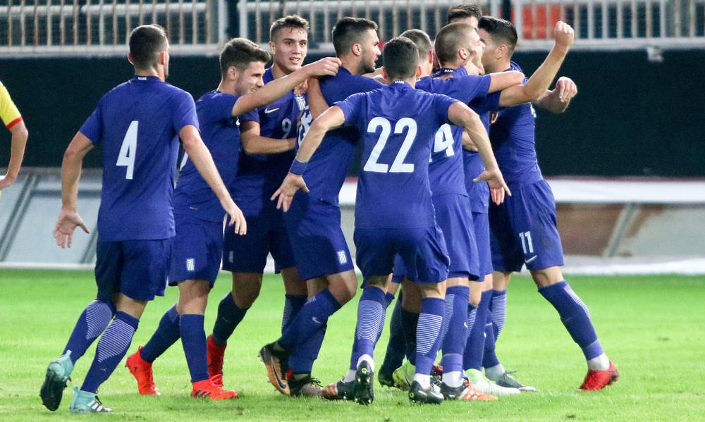 Ευρωπαϊκό Νέων: Πρεμιέρα με Ιταλία για την Εθνική