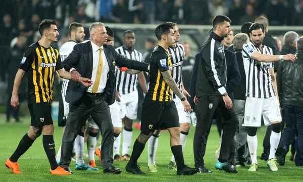 ΠΑΟΚ-ΑΕΚ: Τα...γύρισε ο Δημητριάδης, άλλαξε την κατάθεσή του - Πότε αναμένεται η απόφαση