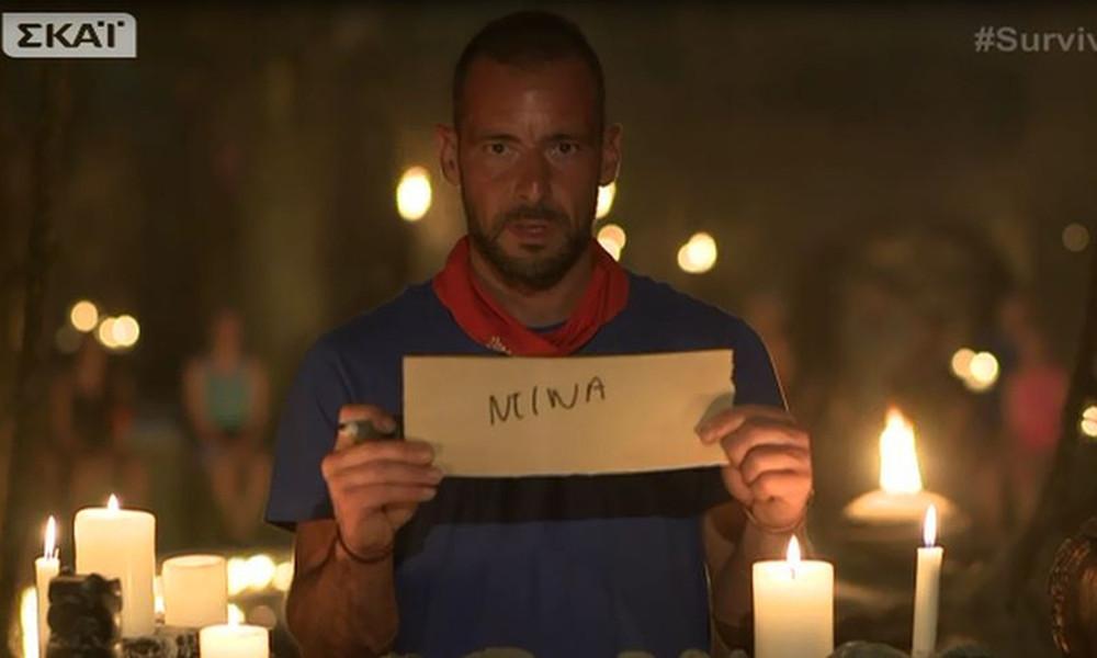 Survivor 2: Μετά το φλερτ, ο Σώζων ψήφισε την Σπυροπούλου για να φύγει - Πώς το δικαιολόγησε;