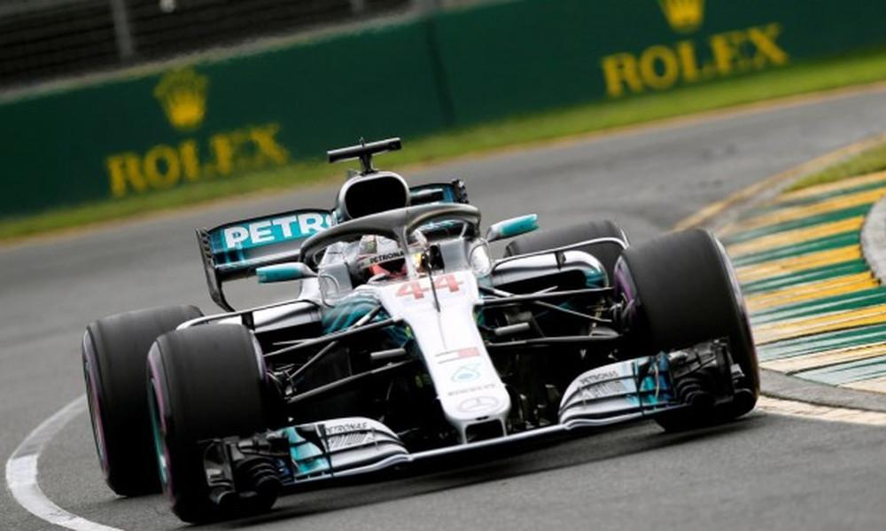 Ο Χάμιλτον την πρώτη φετινή pole position