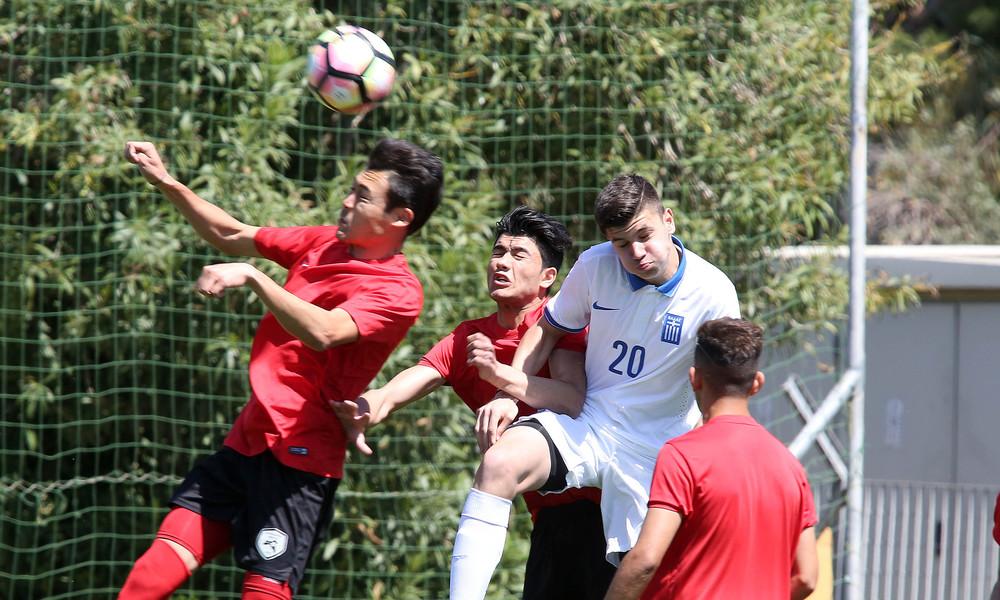 Ευρωπαϊκό Παίδων: «Ζωντανή» η Εθνική παρά την ήττα από την Γερμανία