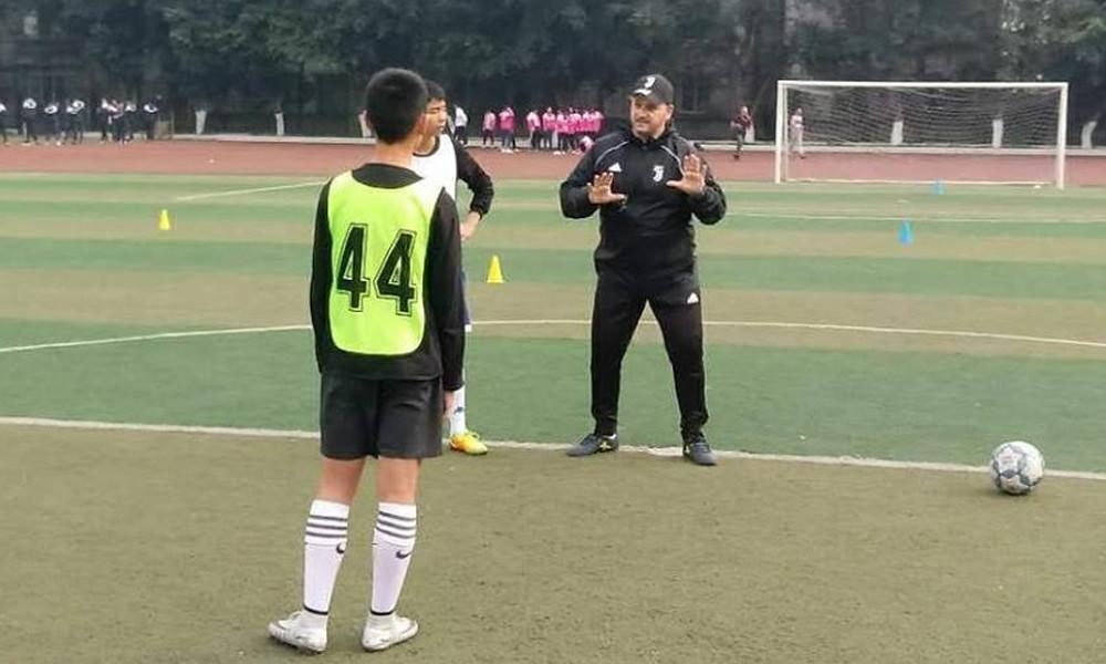 Ένας Έλληνας προπονητής στην Γιουβέντους!