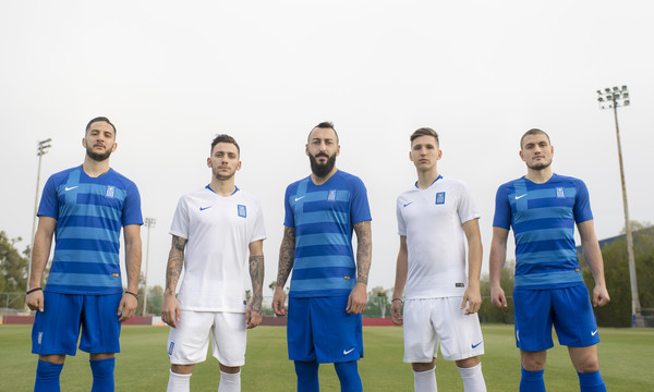 Η Nike παρουσιάζει τη νέα εμφάνιση της Ελληνικής Εθνικής Ομάδας Ποδοσφαίρου (photos)