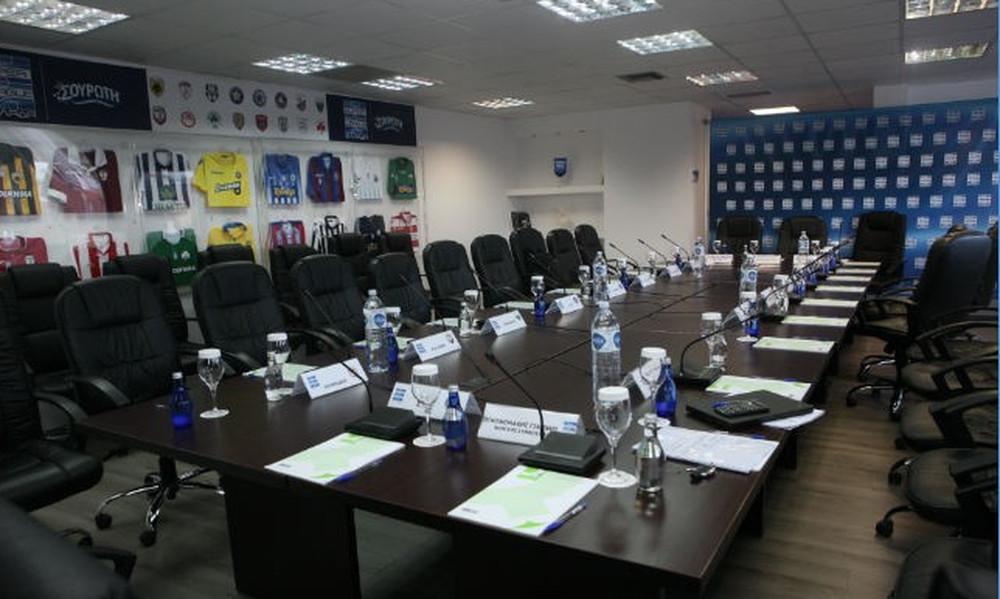 Super League: Η ανακοίνωση της διοργανώτριας αρχής για τις αποφάσεις του σημερινού ΔΣ