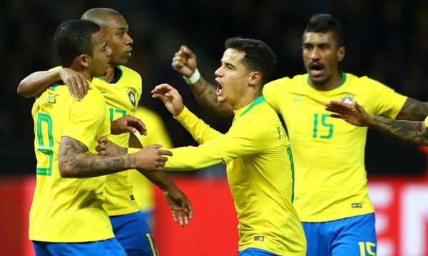 «Εκδίκηση» για τη Βραζιλία μετά από τέσσερα χρόνια!