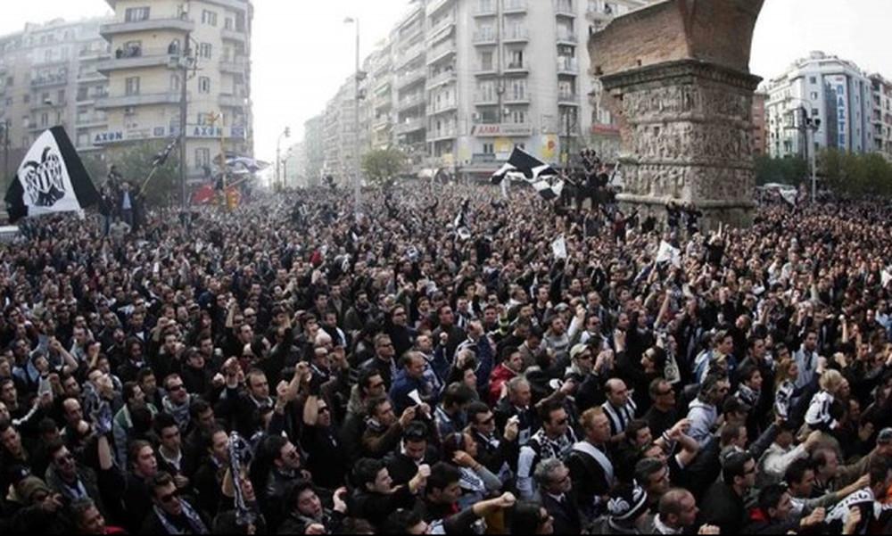 ΠΑΟΚ: Περιμένουν την απόφαση και πάνε... στον Τσίπρα οι οπαδοί