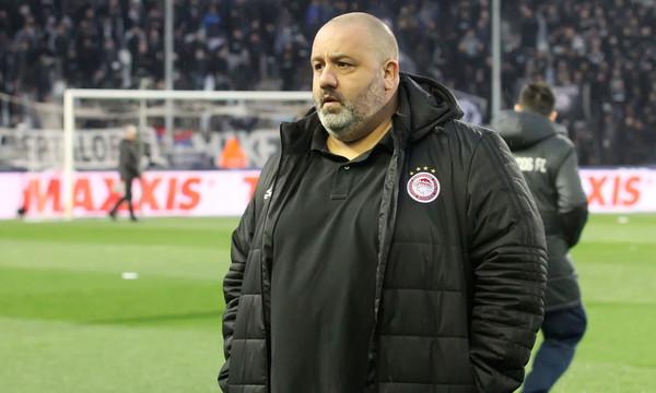 Ολυμπιακός: Επίθεση σε Γραμμένο και προτάσεις για το ελληνικό ποδόσφαιρο (photo)