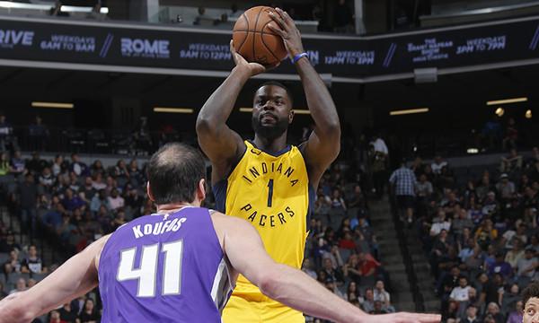 NBA: «Διπλό» των Πέισερς επί των Κινγκς του Κουφού (video)