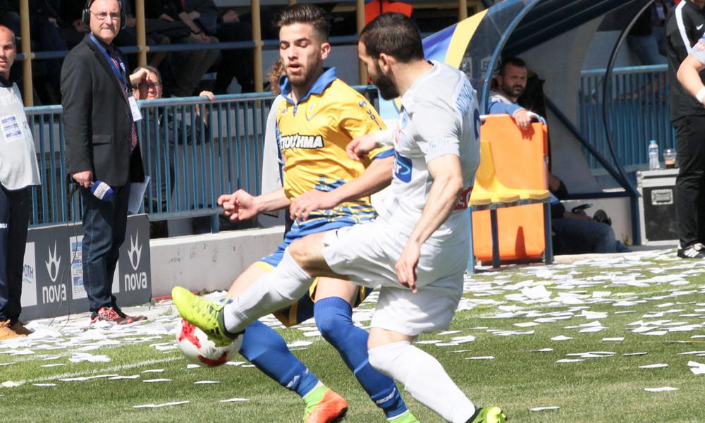 Παναιτωλικός-ΠΑΣ Γιάννινα 1-0: Άλμα για την πέμπτη θέση
