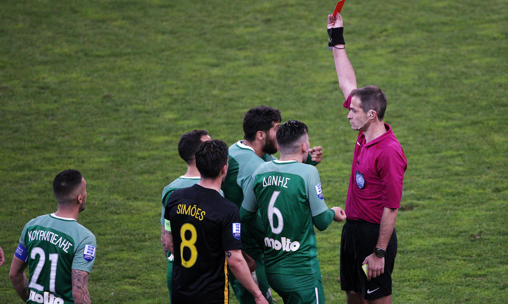 ΑΕΚ-Παναθηναϊκός 3-0: Ο Αραούχο υπέγραψε το ντέρμπι, αλλά... ο Θάνος το «καθάρισε»!