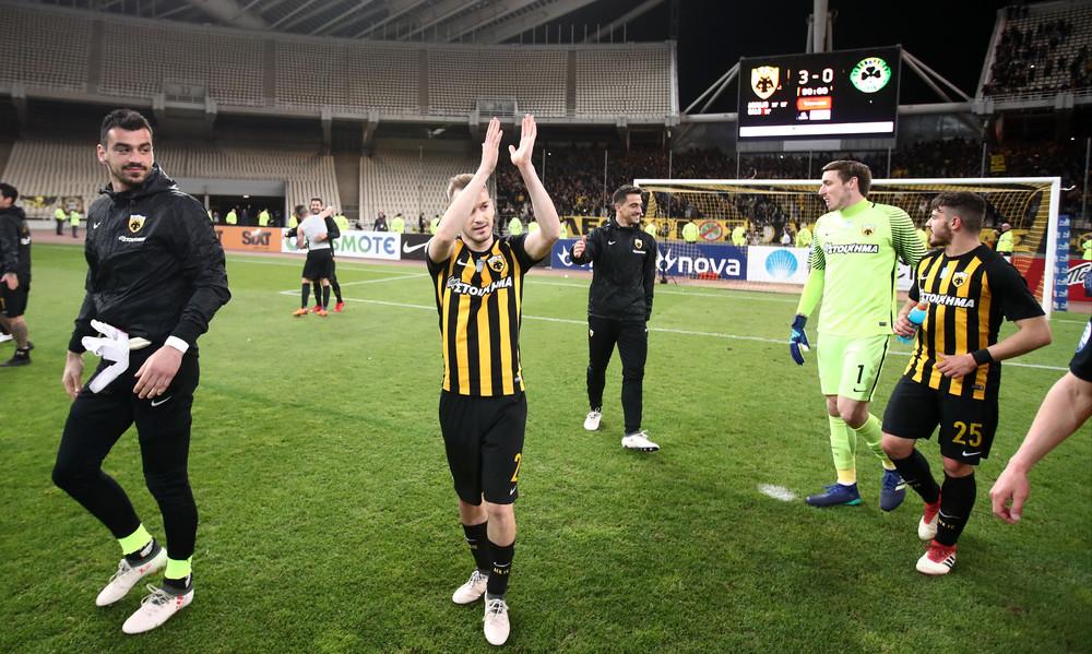ΑΕΚ: Κέρδισε βαθμούς αλλά… έχασε παίκτες