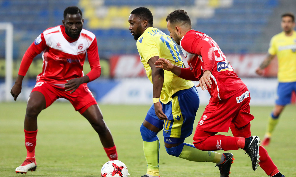 Αστέρας Τρίπολης-Πλατανιάς 4-0: Στο κόλπο της Ευρώπης!