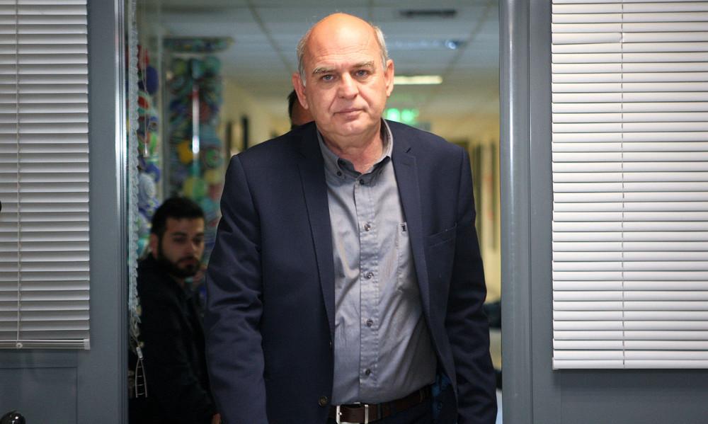 Γραμμένος: «Αν γίνει Grexit θα παραιτηθώ από την ΕΠΟ»
