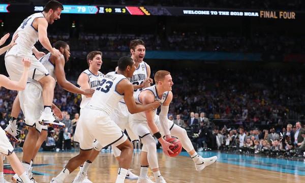 NCAA: Το σήκωσε το Βιλανόβα