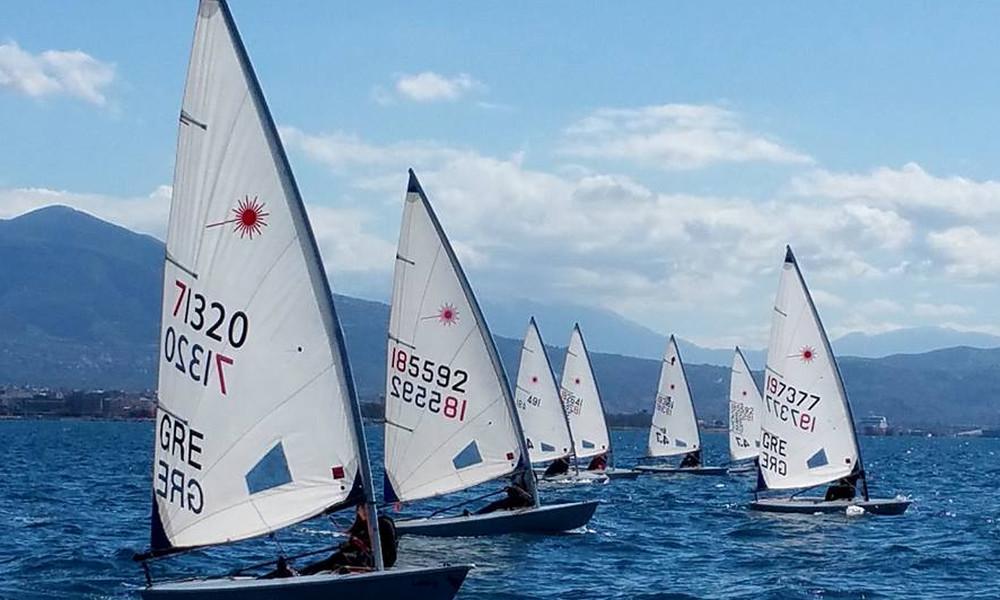 Έτοιμη η Πάτρα για να υποδεχτεί τα Ευρωπαϊκά Πρωταθλήματα Laser 4,7