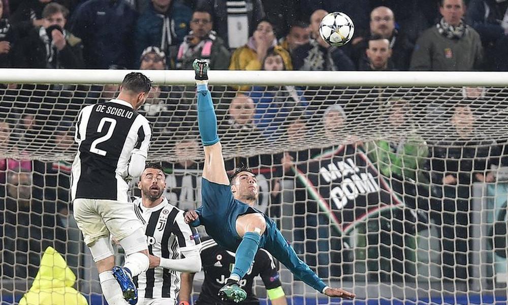 Champions League: Επική περιγραφή για την γκολάρα του Κριστιάνο (videos)