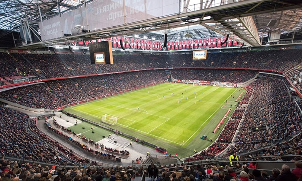 H «Άμστερνταμ Αρένα» μετονομάζεται σε Γιόχαν Κρόιφ (video)