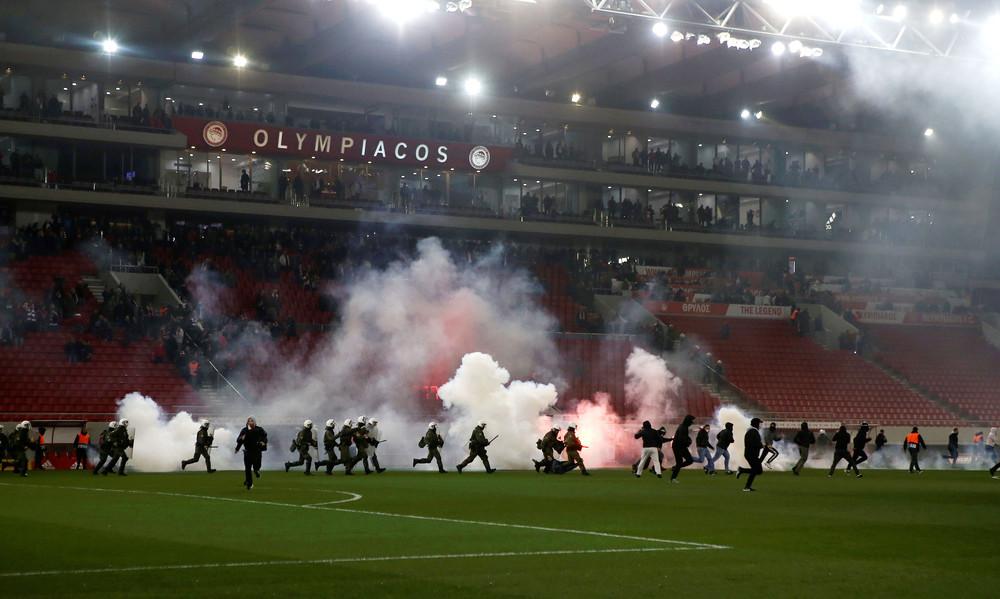 Ολυμπιακός: Γι' αυτό έμεινε το -3 με την ΑΕΚ στην Εφέσεων