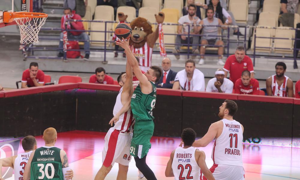 Η Ζαλγκίρις «άλωσε» το ΣΕΦ, με πλεονέκτημα στα play offs o Παναθηναϊκός!