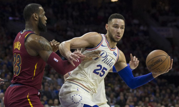 NBA: Πήραν το ντέρμπι οι Σίξερς με μοιραίο τον ΛεΜπρόν! (videos)