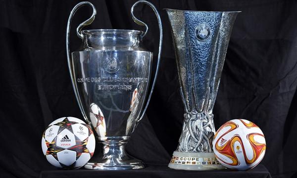 Αυτές είναι όλες οι αλλαγές στο Champions League και το Europa League