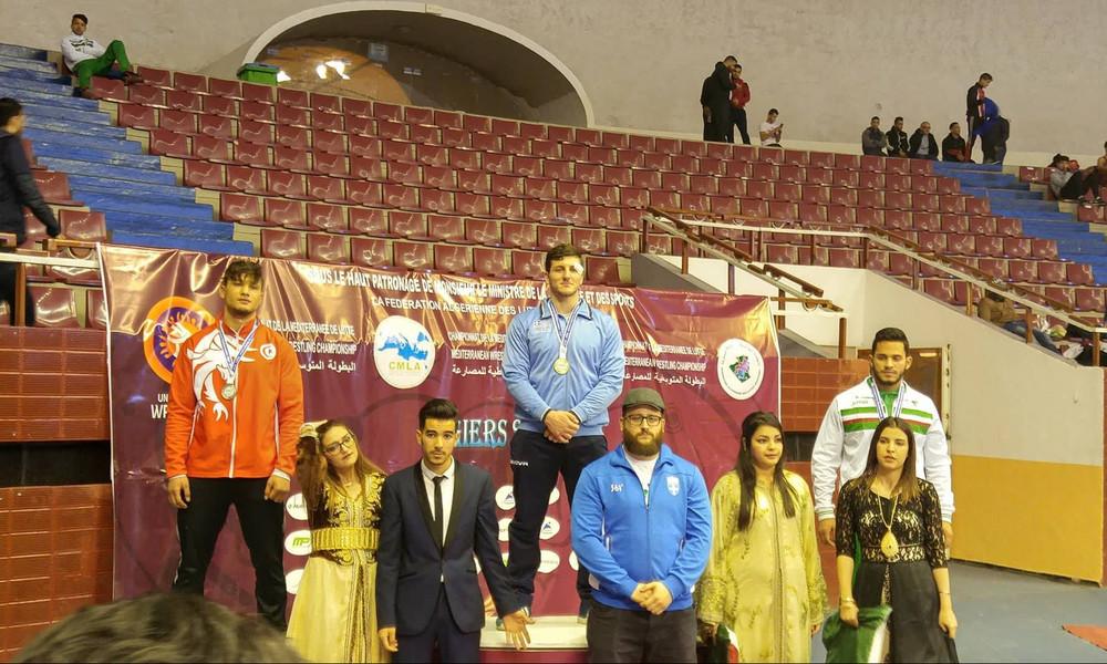 Μ. Ιωσηφίδης: «Στόχος μου το μετάλλιο στο Παγκόσμιο ή Ευρωπαϊκό πρωτάθλημα»