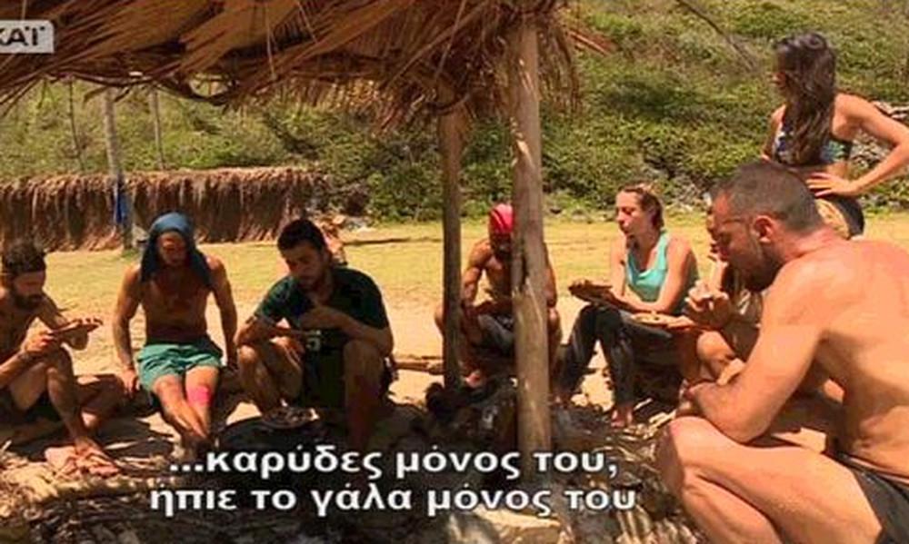 Survivor 2: Άνω κάτω οι Διάσημοι, βγήκαν «μαχαίρια» - Η έξαλλη Δαλάκα και η ανταλλαγή
