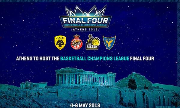FIBA Champions League: Με Μούρθια η ΑΕΚ